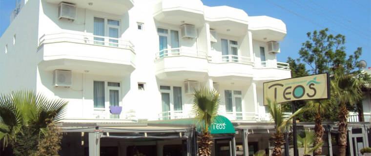 Бутик – Отель «TEOS» в живописном районе Лара